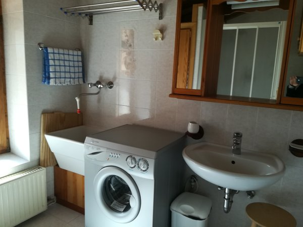 Photo of the bathroom Apartments La Mirandola