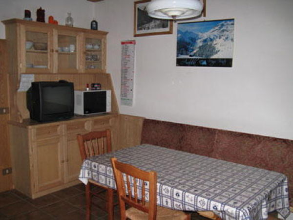 The living area Apartments La Mirandola