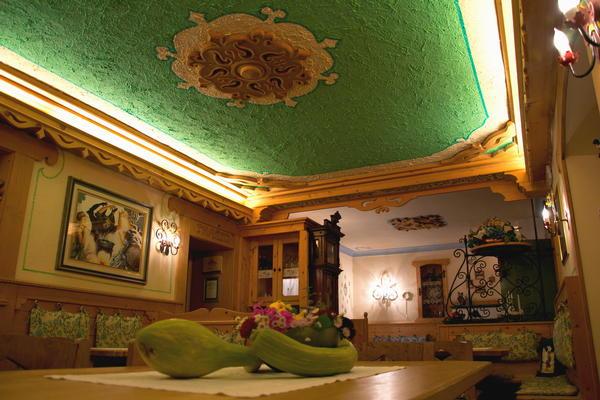 The common areas Digonera Historic Hotel