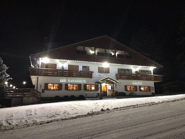 Foto invernale di presentazione Baita Dovich - Hotel 3 stelle