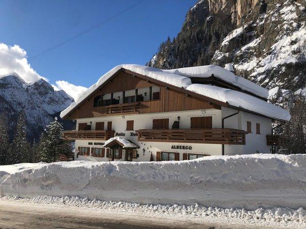 Winter presentation photo Hotel Baita Dovich