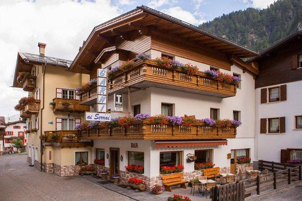 Sommer Präsentationsbild Ai Serrai - Garni-Hotel 3 Sterne
