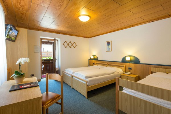 Foto della camera Garni-Hotel Ai Serrai