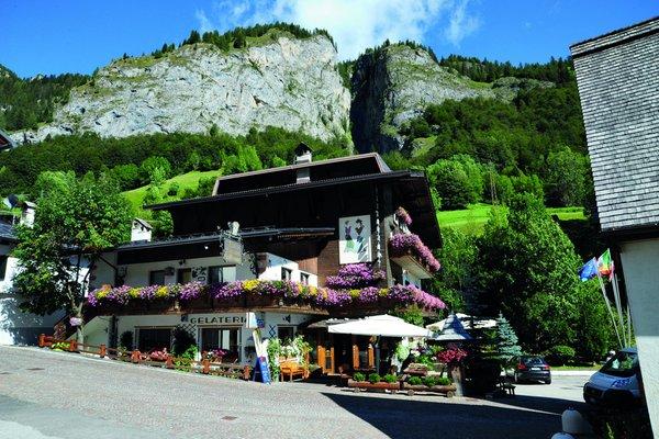 Foto estiva di presentazione La Montanara - Hotel 3 stelle