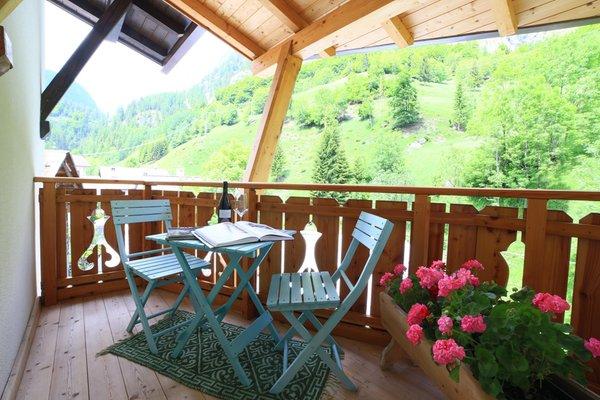 Foto del balcone La Montanara