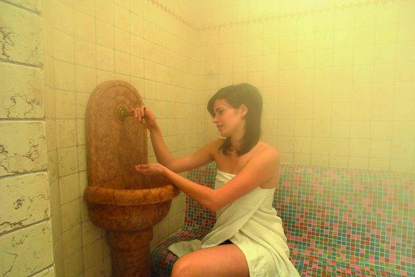 Foto della sauna Sottoguda