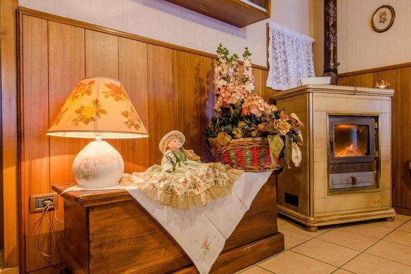 The common areas Hotel Genzianella