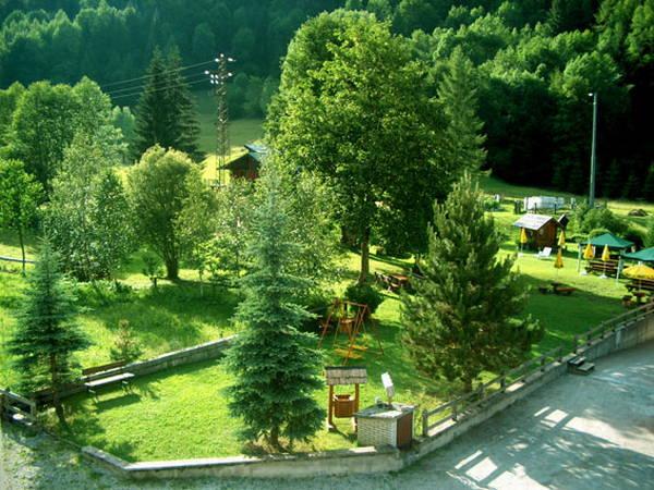 rosalpina bosco verde
