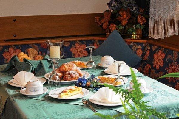 The breakfast Hotel Eden