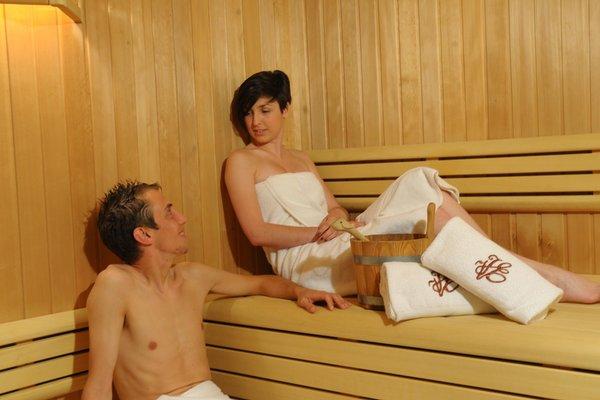 Photo of the sauna Col di Rocca