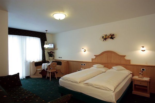 Foto della camera Hotel Camoscio