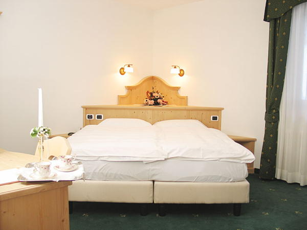 Photo of the room Hotel Camoscio