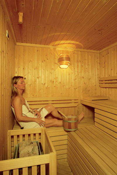 Photo of the sauna Col di Rocca