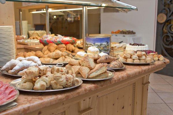 La colazione Pineta Pastry Hotel - Hotel 4 stelle