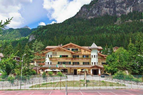 Foto estiva di presentazione Pineta Pastry Hotel - Hotel 4 stelle