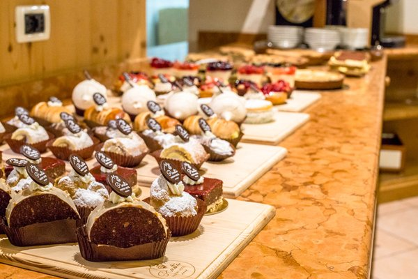La colazione Pineta Pastry Hotel
