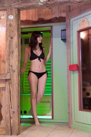 Foto della sauna Col di Rocca