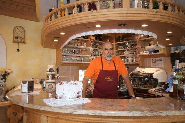 Foto von der Bar Hotel Aurora