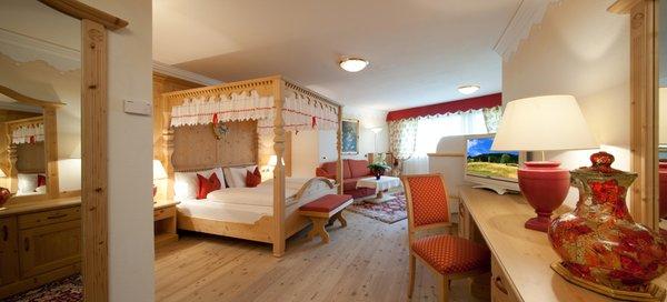 Foto della camera Hotel Sassongher