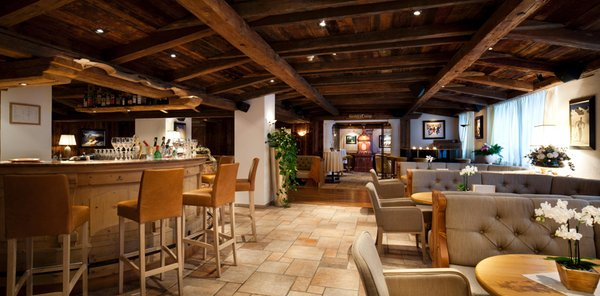 Foto del bar Hotel Sassongher