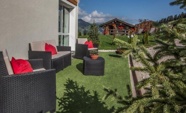 Photo of the garden Badia - San Leonardo