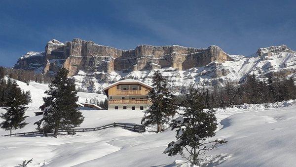 Winter presentation photo Apartments Larcenei