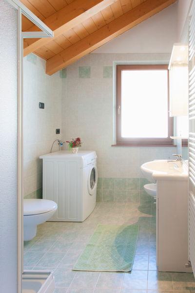 Photo of the bathroom Apartments Casa al Moro