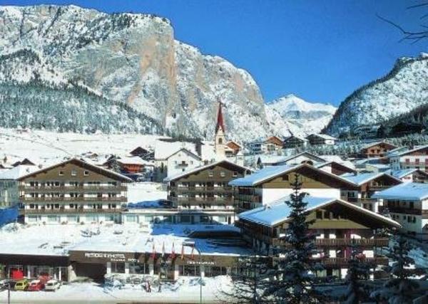 Foto invernale di presentazione Hotel Antares