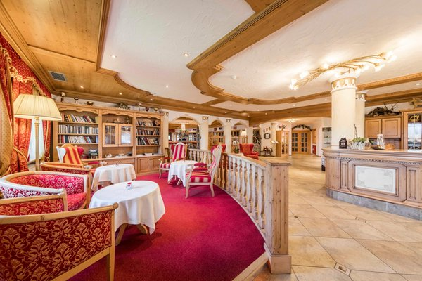 The restaurant Selva Gardena / Wolkenstein Miravalle