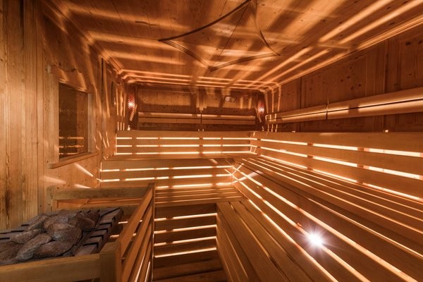 Photo of the sauna Selva Gardena