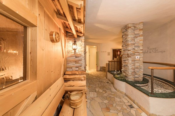 Photo of the wellness area Hotel Miravalle