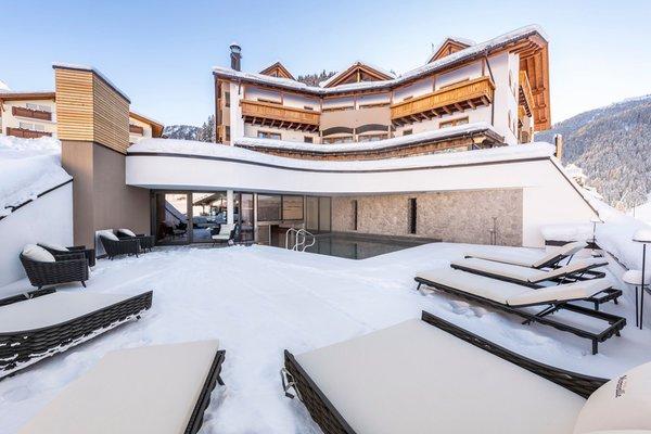 Foto esterno in inverno Miravalle