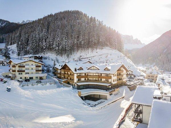 Photo exteriors in winter Miravalle