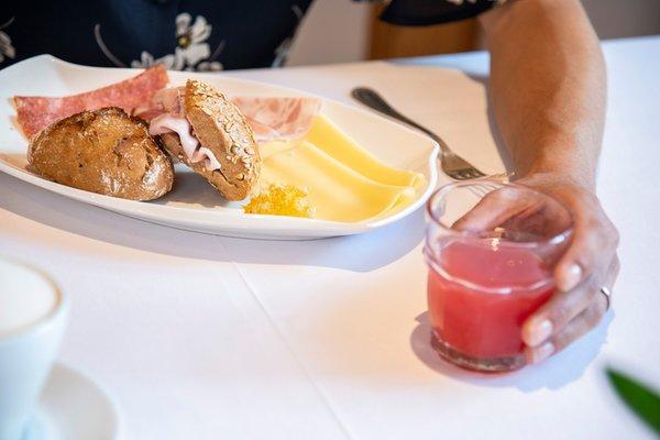Das Frühstück Hotel Miravalle