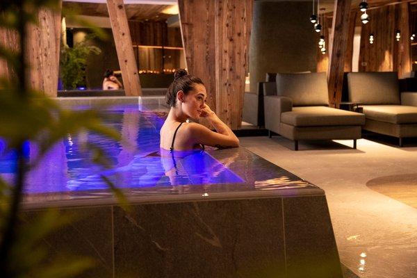 Foto vom Wellness-Bereich Hotel Miravalle
