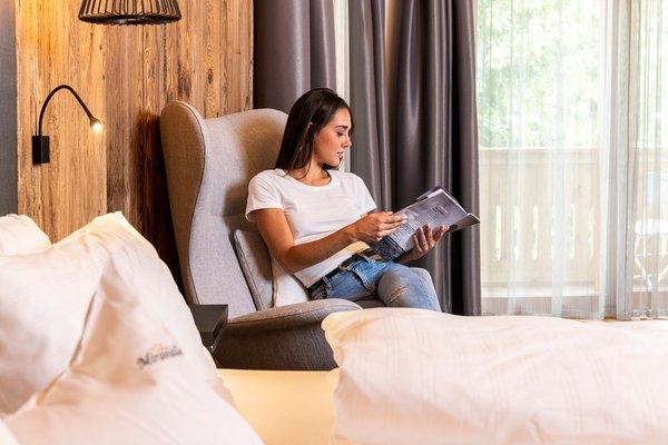 Foto vom Zimmer Hotel Miravalle