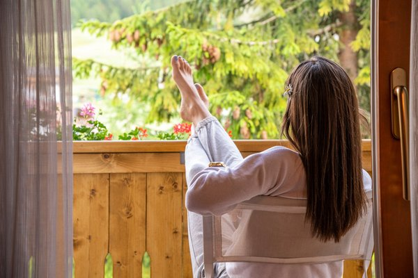 Foto vom Balkon Miravalle