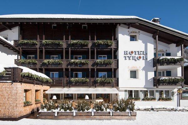 Winter presentation photo Hotel Tyrol