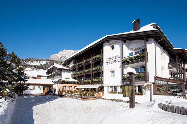 Photo exteriors in winter Tyrol