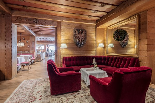 The common areas Hotel Tyrol