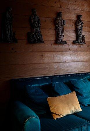 Le parti comuni Hotel Tyrol