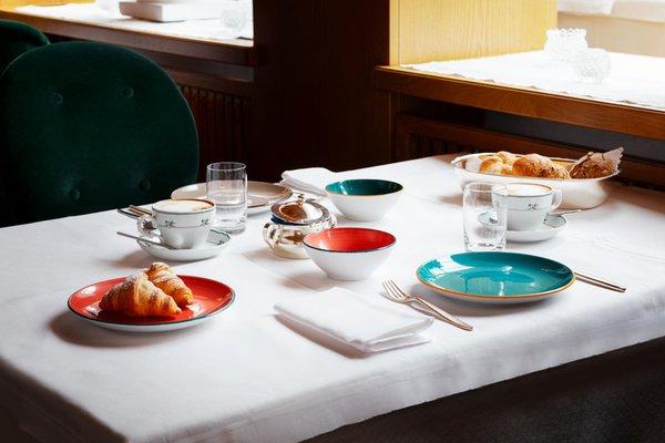 The breakfast Hotel Tyrol