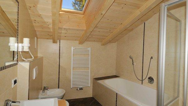 Foto del bagno Appartamenti Emi