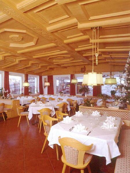 Il ristorante Selva Gardena Scoiattolo