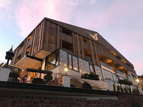 Foto estiva di presentazione Hotel Chalet S Dolomites