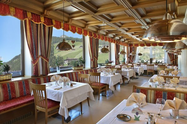 Das Restaurant Wolkenstein Astor Suites B&B