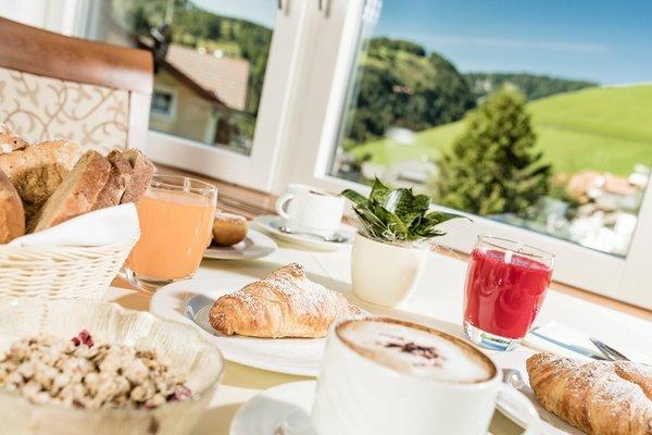 Das Frühstück Belmont - Hotel 3 Sterne