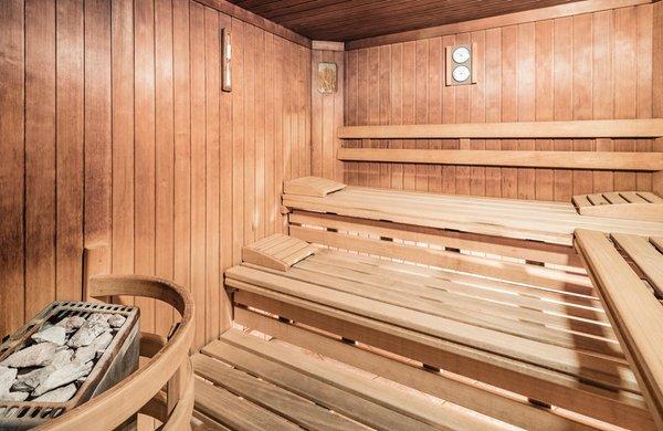 Foto della sauna Selva Gardena