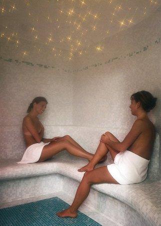 Foto vom Wellness-Bereich Hotel Belmont