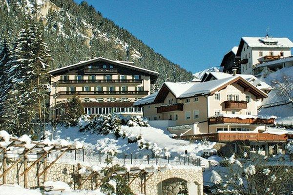 Winter Präsentationsbild Belmont - Hotel 3 Sterne